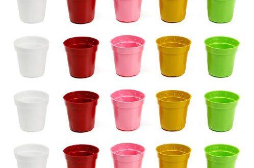 انواع گلدان پلاستیکی بیتا