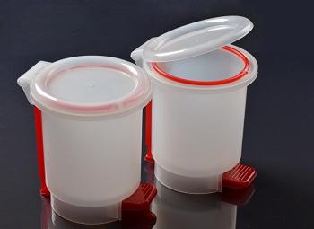 صادرات انواع سطل زباله پلاستیکی