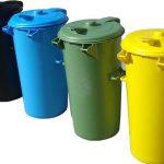 قیمت روز سطل زباله پلاستیکی